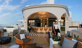 Sunset Bar aboard Celebrity Beyond