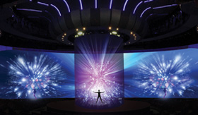 Theatre Concept for Celebrity Beyond