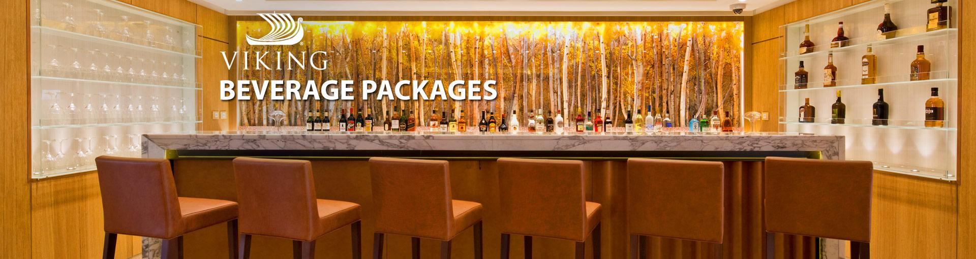 Viking Ocean Cruises Drink Packages