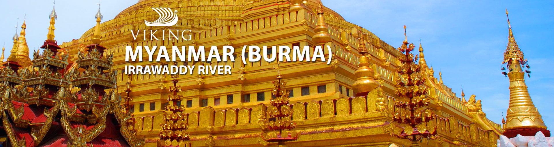 Viking River Cruises to Myanmar
