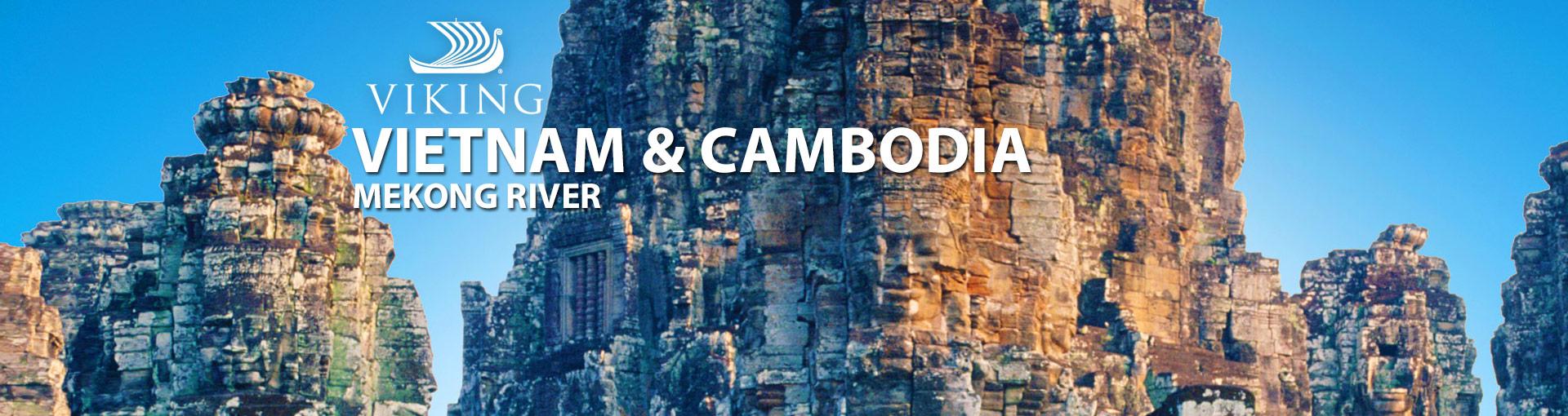 Viking River Cruises to Vietnam and Cambodia