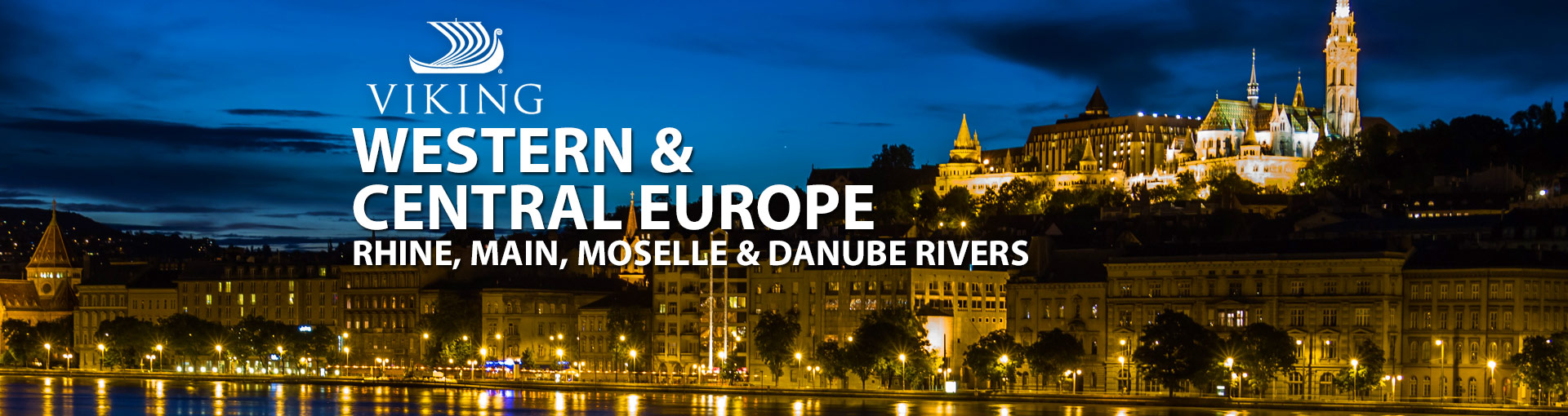 Viking River Cruises to Western and Central Europe