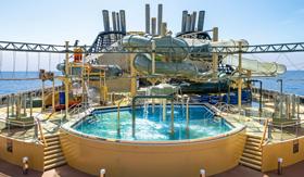 AquaPark aboard MSC Virtuosa