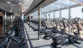 Fitness Center aboard MSC Virtuosa
