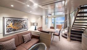 MSC Yacht Club Suite aboard MSC Virtuosa