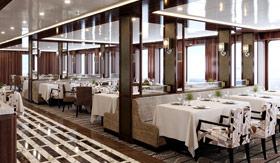Porto Main Dining Room on Atlas Ocean Voyages