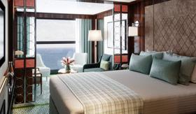 Horizon Deluxe Stateroom on Atlas Ocean Voyages