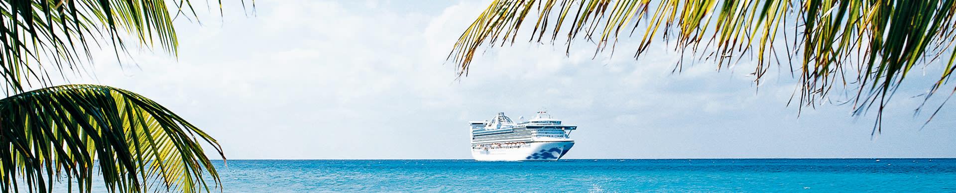 Princess Cruises Fall 2021 to Princess Cays