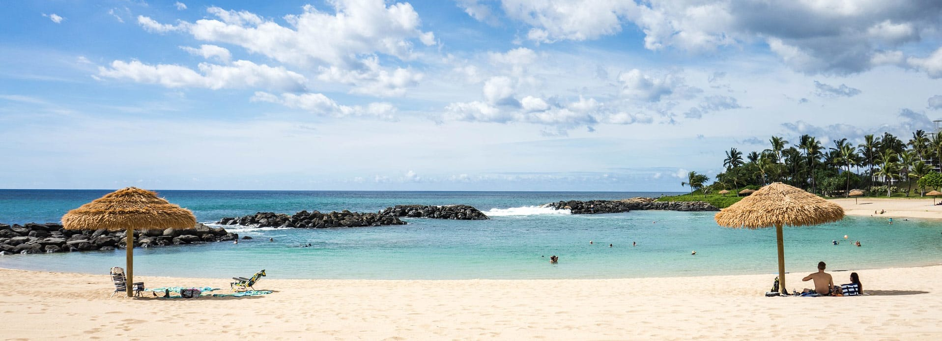Hawaii cruises beach relaxation