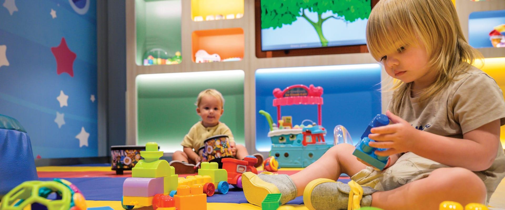 Do Cruise Ships allow Babies?