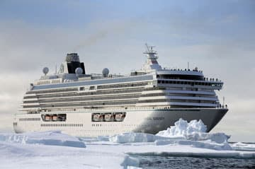 Crystal Serenity in the Arctic