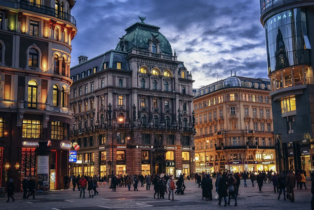 Visit the iconic city of Vienna with a Viking River Cruise.