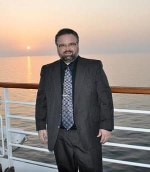 Barry Vaudrin, Cruise Journalist