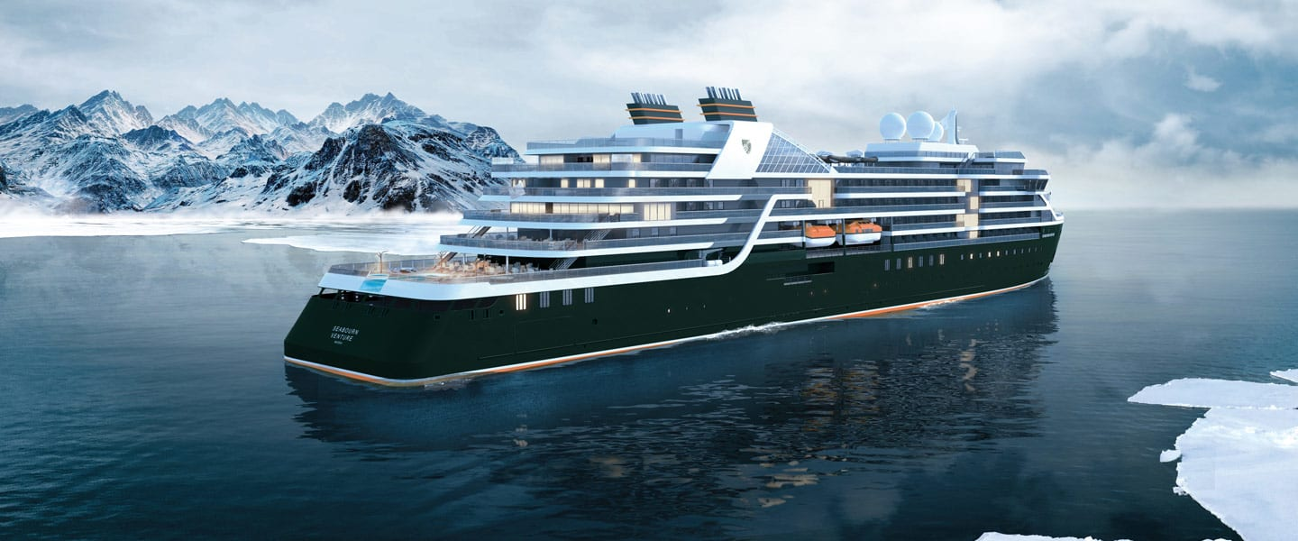 Seabourn Extraordinary Expeditions Arctic cruise