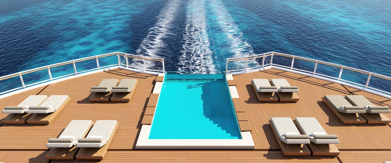 The Haven Pool & Deck on Norwegian Prima