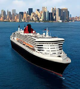 Queen Mary 2, England's Finest