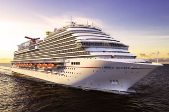Queen Latifah will be the godmother for Carnival Cruise Line's newest ship - Carnival Horizon.