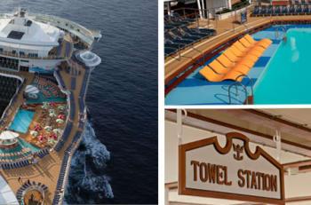 Royal Caribbean - pool