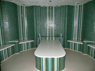 Relaxation room at Celebrity Cruises' AquaSpa