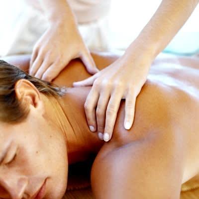 Unwind with a massage