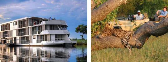 AmaWaterways Africa River Cruise Scenery