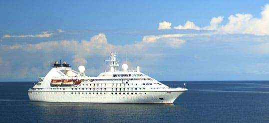 Star Breeze - Courtesy of Windstar Cruises