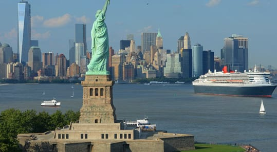Cunard's elegant ship, Queen Mary 2, will be the host for the Journey of Genealogy Event with Ancestry.com.