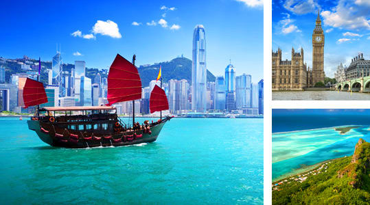 World Cruise Destinations