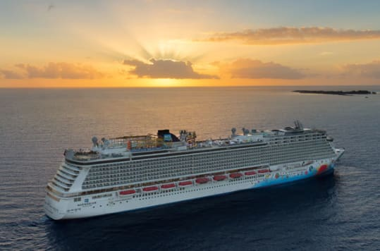 Norwegian Breakaway from Norwegian Cruise Line will sail out of New Orleans beginning in winter 2018.