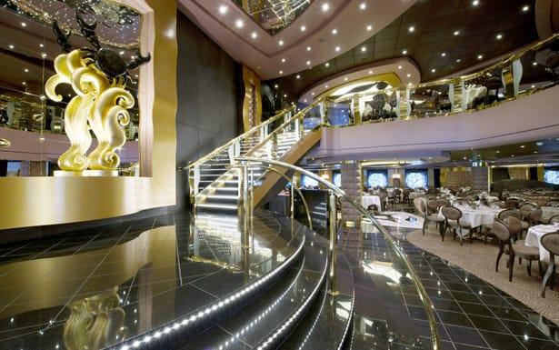 MSC Divina Main Restaurant