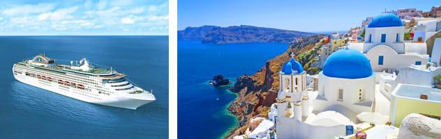 World Cruising - Courtesy of Princess Cruises