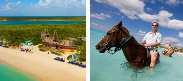 Half Moon Cay - Courtesy of Carnival Cruise Line