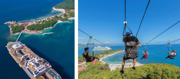 Labadee, Haiti - Courtesy of Royal Caribbean