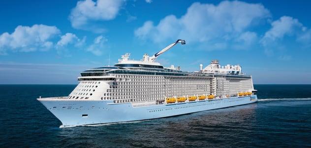 Odyssey of the Seas from Royal Caribbena