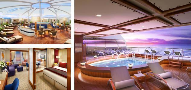 Seabourn Ovation - Courtesy of Seabourn Cruise Line