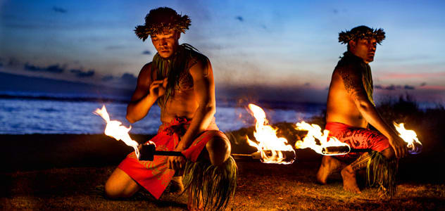 South Pacific Fire Show