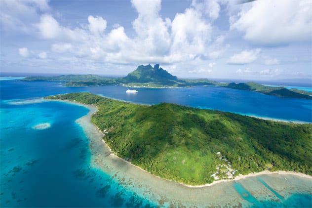 Regent Seven Seas Cruises' Relaxing Destinations