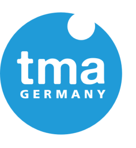 logo des depotcity händlers tma germany in farbe