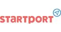 Startport Logo in farbe. Ein Partner von DepotCity
