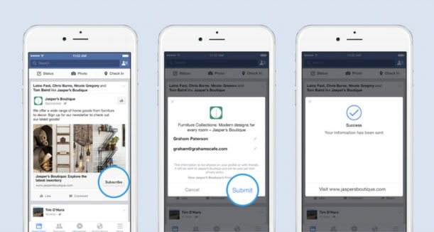 Facebook Lead Generation for charities