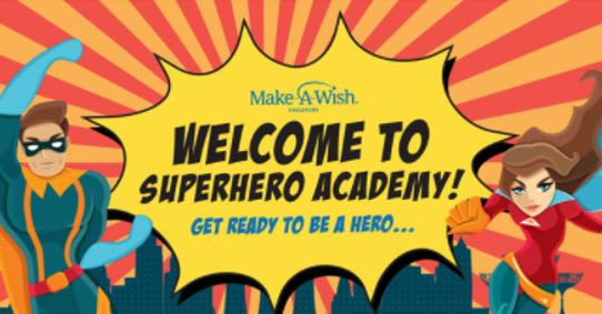 Super Hero Academy