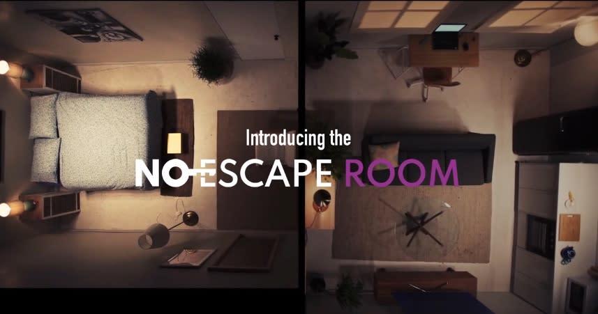 The No Escape Room