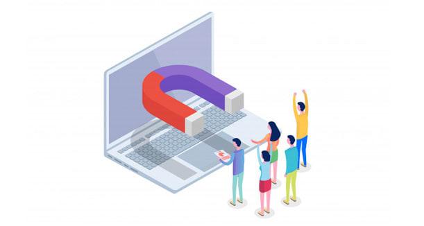 Lead generation ngo website