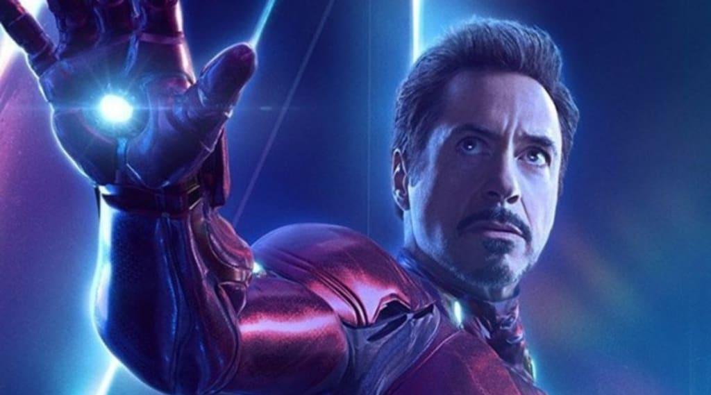 Iron Man Make a Wish Singapore