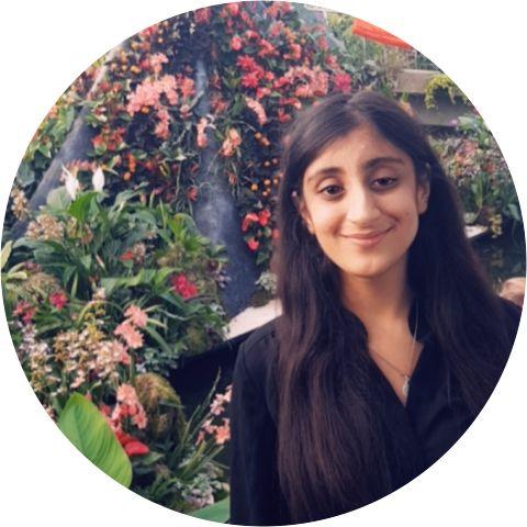 Aleesha Hussain