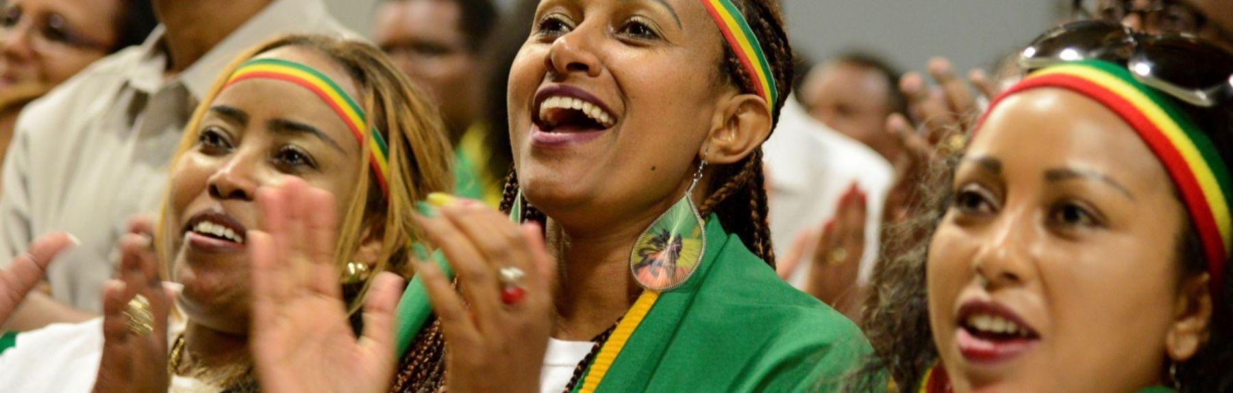 Ethiopian-sisterhood