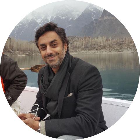 Omar Jamil