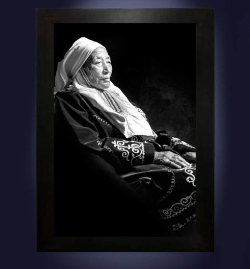 PORTRAITS OF WOMEN AROUND THE WORLD IN BLACK AND WHITE PHOTOGRAPHS FOR SALE