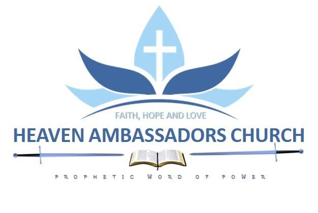 Heaven Amb Logo