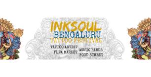 Bengaluru Inksoul Tattoo Festival